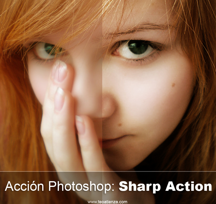 Sharp Action Photoshop Action by TeoAtienza