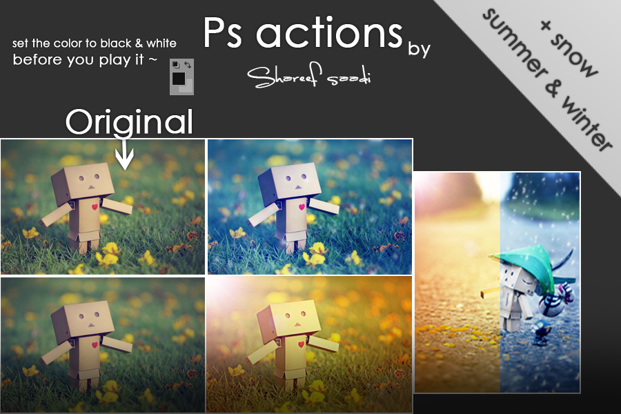 photoshop actions - 5