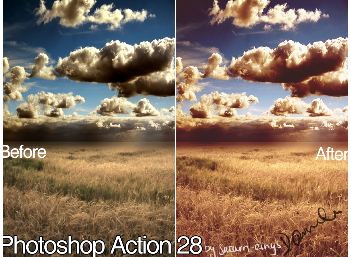 Photoshop Action 28