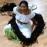 Asha Zulu Mandela - Longest Dreadlocks [pic 3]