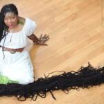 Asha Zulu Mandela - Longest Dreadlocks [pic 4]