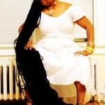 Asha Zulu Mandela - Longest Dreadlocks [pic 5]