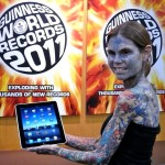 Julia Gnuse - Most Tattooed Woman [pic 2]