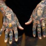 Julia Gnuse - Most Tattooed Woman [pic 4]
