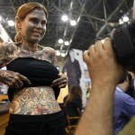 Julia Gnuse - Most Tattooed Woman [pic 5]
