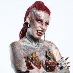 Maria Cristerna - Vampire Woman [pic 4]