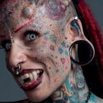 Maria Cristerna - Vampire Woman [pic 5]