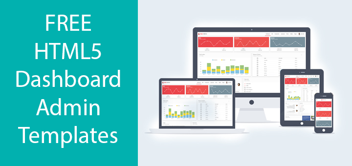 Free html5 dashboard admin templates for your admin panel top 10 free html5 dashboard admin templates for your admin panel top 10 responsive admin templates visigami maxwellsz