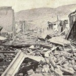 The earthquake of Valparaiso of 1906 was an earthquake registered the 16 of August of 1906 to the 19:48 local time. Its epicenter was located in Region V of Valparaíso, Chile, and had a magnitude of 7.9º on the Richter seismological scale.