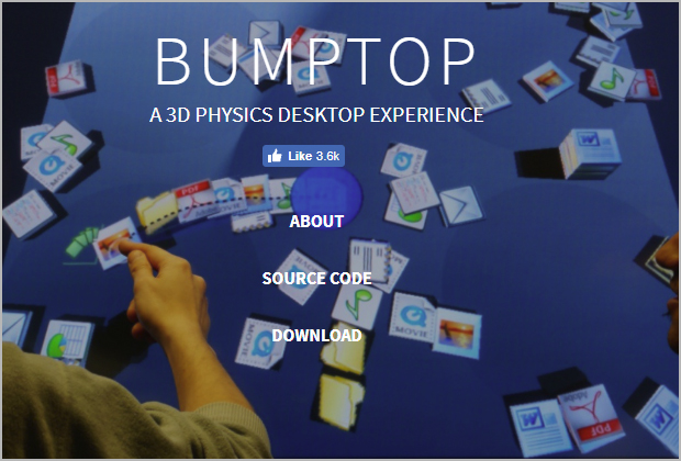 BumpTop acquired by Google