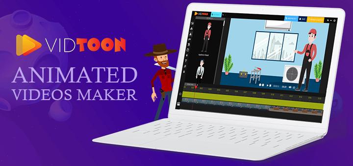 VidToon - Animated Videos Maker